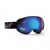 Demon Magnet, skibriller, sort/blå