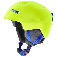 Uvex Manic Pro skihjelm, gul