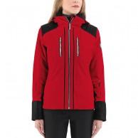 DIEL Farida, skijakke, dame, rød