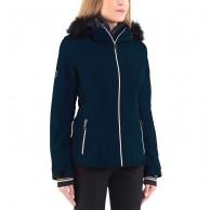 DIEL Fram, skijakke, dame, mørkeblå