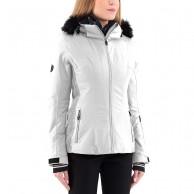 DIEL Fram, skijakke, dame, hvid