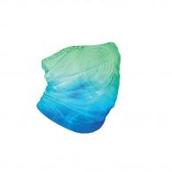 DIEL halsedisse, blå/grøn