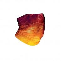 DIEL halsedisse, gul/rød