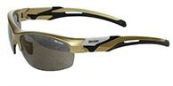 Demon Tour solbriller m. 3 sæt linser/glas