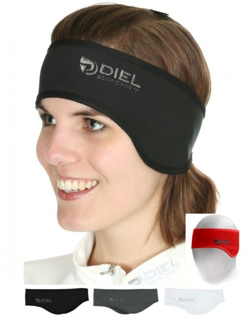 Et godt og velsiddende pandebånd i 100% vindtæt materiale.Vandafvisende coatning.Går ned over ørerne.Onesize - unisex.