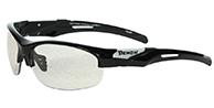 Demon Tour Photochromatic solbriller, sort