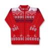 Kama nordisk sweater til b�rn, hel lynl�s