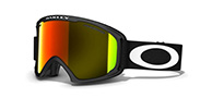 Oakley O2 XL, Matte Black, Fire Iridium