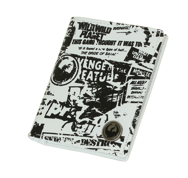 Dragon Shocker Wallet. Smart pung fra Dragon. Tegnebog fra Dragon med smart mønster.