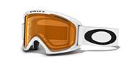 Oakley O2 XL, Matte White, Persimmon