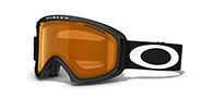 Oakley O2 XL, Matte Black, Persimmon
