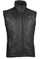 Kjus T-Factor vest, herre sort