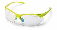Demon Warrior Fotokromisk solbrille, Lime