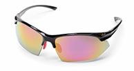 Demon Warrior cykelsolbriller, m. 3 sæt linser, sort