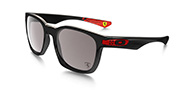 Oakley Garage Rock, Polished Black, Warm Grey