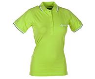 Kilpi Duster VII, polo shirt, dame, lys grøn