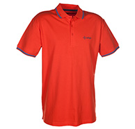 Kilpi Broadway VII, polo shirt, herre, orange