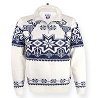 Kama Norsk sweater m. Windstopper, hvid