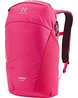 Haglöfs Miro Large, Computerrygsæk, pink