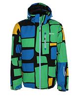 Kilpi Uno, snowboardjakke til mænd, blå