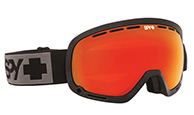 Spy+ Marshall Ski Goggle, Bronze Red Mirror, sort