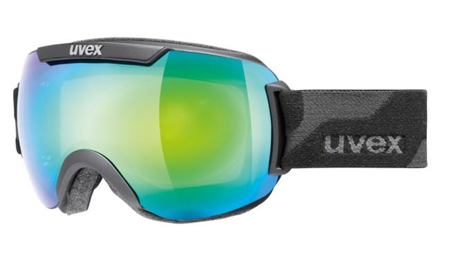 Uvex Downhill 2000 skibriller har alt det der betyder noget. Optimalt udsyn og meget høj kontrast, uanset vejrforhold. Den ydre linse med UVEX Supravision® teknologien giver effektiv beskyttelse mod reflekser og blænding fra sollys.Linse: Litemirror green S3Andre egenskaber:- Supravision® - Hjelmkompatibel - 100% UVA-, UVB-, UVC beskyttelse - Dobbelt linse - Antidug