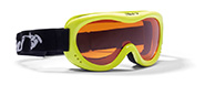 Demon Snow 6 junior skigoggle, lime