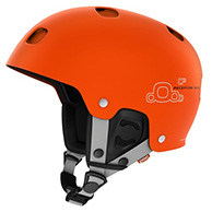 POC Receptor BUG, skihjelm, orange