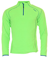 Typhoon St. Moritz skipulli, fleece, herre, lime