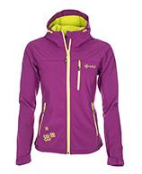 Kilpi Elia, softshell jakke, kvinder, violet