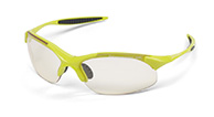Demon 832 Photochromatic solbrille, lime/smoke