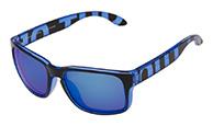 Out Of Swordfish solbriller, Blue Transparent