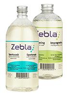 Zebla Sportsvask + Imprægnering, 2x500ml