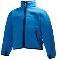 Helly Hansen K Fleece Jacket til  børn og junior, blå