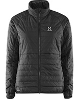 Haglöfs Barrier Lite Jacket Women, sort