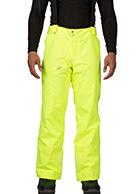 Spyder Propulsion Tailored Fit skibukser, gul