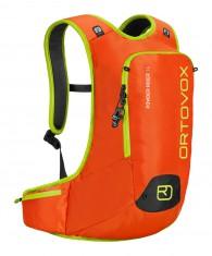 Ortovox Powder Rider 16, rygsæk, orange