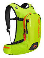Ortovox Cross Rider 20, rygsæk, grøn