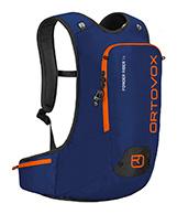 Ortovox Powder Rider 16, rygsæk, blå