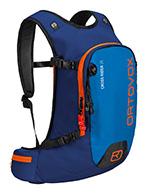 Ortovox Cross Rider 20, rygsæk, blå