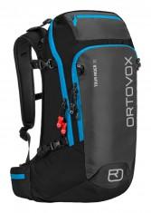 Ortovox Tour Rider 30, Tur/ski rygsæk, sort