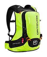 Ortovox Free Rider 16, ski rygsæk, grøn