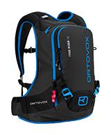 Ortovox Free Rider 18, ski rygsæk, sort