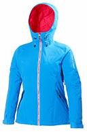 Helly Hansen W Sundance skijakke, dame, blå