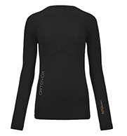 Ortovox Merino Competition Long Sleeve W, sort