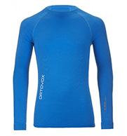 Ortovox Merino Competition Long Sleeve M, blå