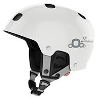POC Receptor BUG Adjustable, skihjelm, Hvid