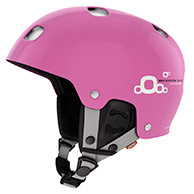 POC Receptor BUG Adjustable, skihjelm, pink