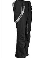 DIEL Anton ski-bukser, mænd, sort