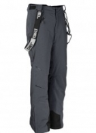DIEL Bobby ski-bukser, mænd, grå meleret